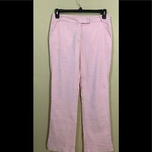 Vintage Lilly Pulitzer striped casual pant size 8